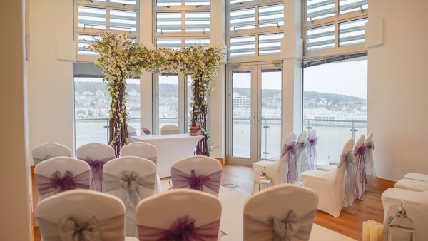 The Grand Pier Wedding and Events Showcase on Sunday 16th September 2018