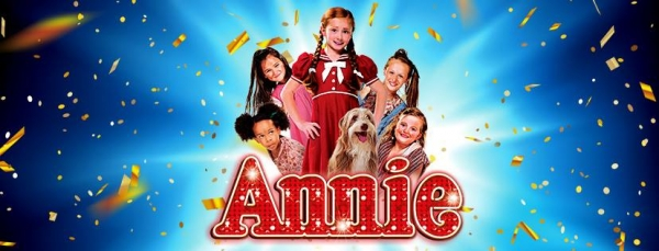Annie The Musical at The Bristol Hippodrome March 2019