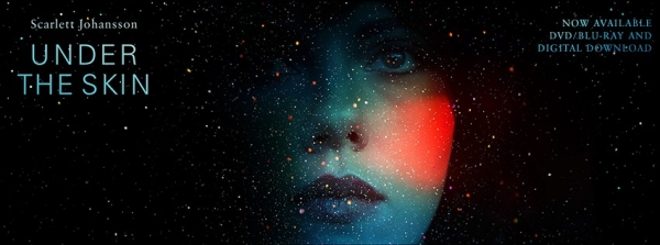 Outdoor Cinema: Under the Skin at Trinity Centre on Sunday 16th September 2018
