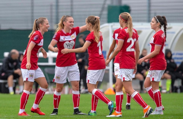 Bristol City Women prepare to face off against coach Tanya Oxtoby's former side Birmingham City - Full Interview