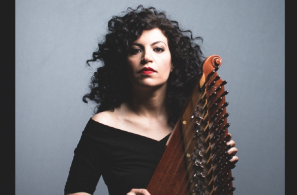 Songlines 2018 Best International Artist nominee Maya Youssef to perform live at St George's Bristol on Tuesday 9th October