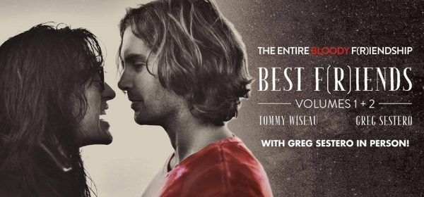 Bristol's Everyman Cinema set to host special double screening of Best F(r)iends vol. 1 and 2 followed by live Q&A with star Greg Sestero