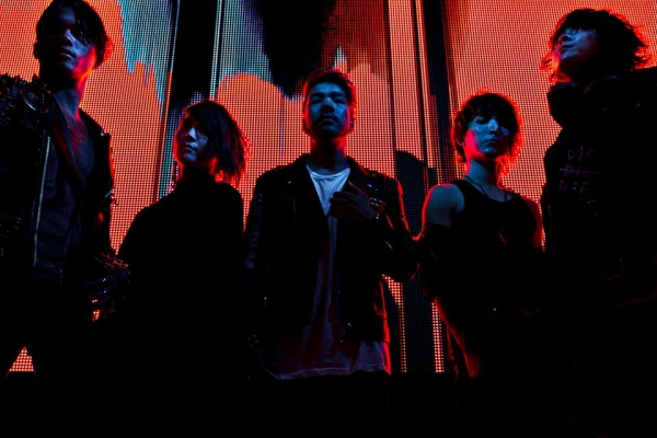 Last few tickets remaining for Crossfaith live at The Marble Factory on Saturday 13th October 2018