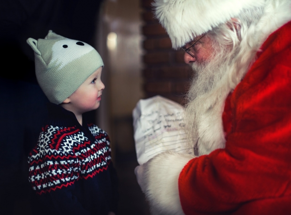 Where to see Santa in Bristol for Christmas 2018!