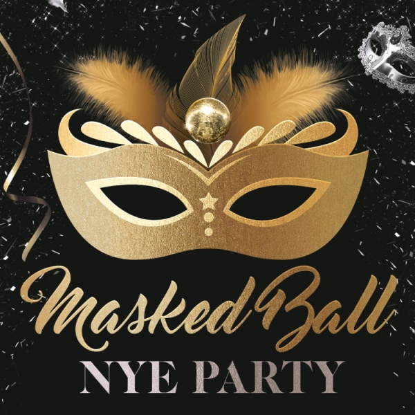 Steam's New Year's Eve Masked Ball in Bristol