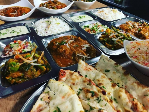 50% off food at Chai Pani until 17th January 2019!