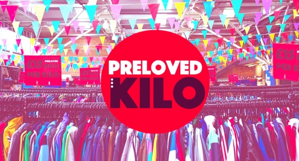 Preloved Vintage Kilo Sale at the Colston Hall on Sunday 10th February 2019