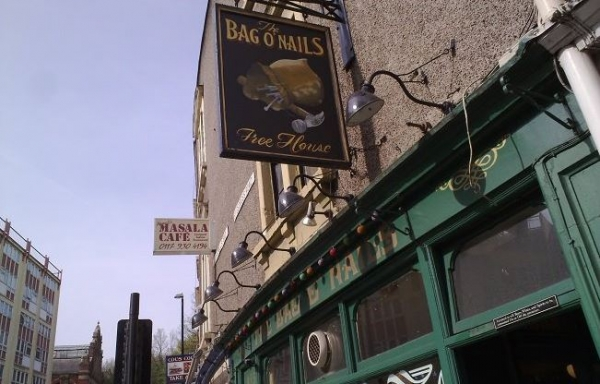Bored of the same old watering holes? Check out the fantastic Bag Of Nails in Hotwells