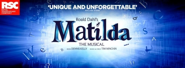 Matilda at Bristol Hippodrome from Tuesday 7th May until Saturday 8th June 2019