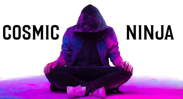 Cosmic Ninja plus support at Mr Wolf's on Friday 10th May 2019