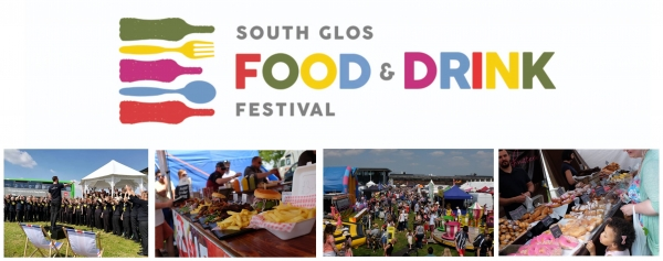 South Glos Food and Drink Festival on Saturday 18th & Sunday 19th May 2019