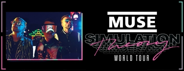 Last few tickets remaining for Muse live tonight at Bristol's Ashton Gate Stadium