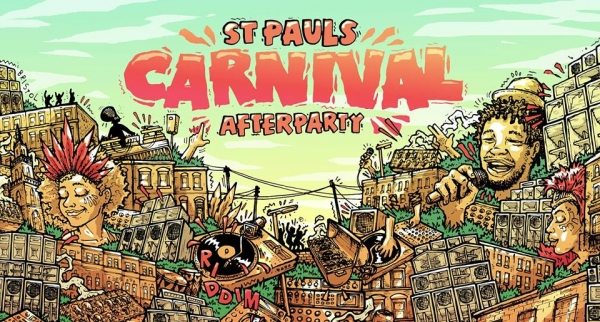 Our guide to the very best St Paul's Carnival 2019 afterparties!