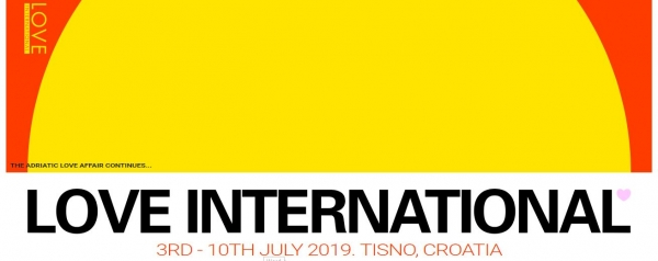 Love International Festival release full 2019 music schedule