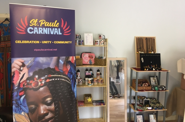 Pop-up community shop opens in St Paul's ahead of 2019 Carnival