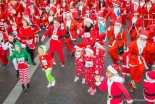 It's your last chance to register for Santas on the Run 2019