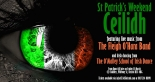 Celebrate St Patrick's Day at Fiddlers on Friday 13th March 2020