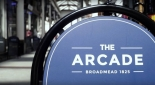 Independent shopping quarter The Arcade reopens to the public