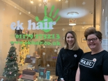 The Arcade's specialist family hair salon EK Hair to reopen Saturday 4 July