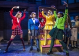Heathers the Musical at the Bristol Hippodrome rescheduled to 2021