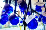 Bauble blowing at Bristol Blue Glass is back