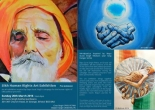 Artists from around the World contribute to Sikh Human Rights art exhibition in Bristol #Art4Justice