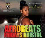 Afrobeats in Bristol on Friday 1st April 2016