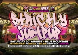 Strictly Jump Up at Blue Mountain in Bristol on Saturday 20 August 2016