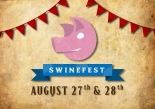 Swinefest at The Swan in Bristol on Saturday 27th and Sunday 28th August 2016