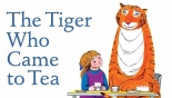 Tiger Tea Party - Free children's event at Stanfords in Bristol on Saturday 27 August 2016