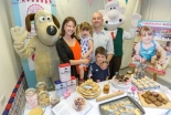 Wallace and Gromit's BIG Bake launches alongside GBBO!