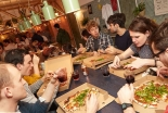 Free Pizza Party! Thursday 15 September 2016 at Pizzarova in Bristol