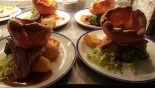 Superb Sunday Lunch in Bristol? Visit The White Horse