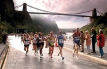 Register to take part in the Great Bristol 10K