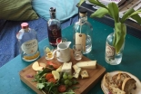 Gin and Cheese pairing evening at Bristol's Cox & Baloney