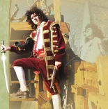 Shiver me Timbers! Captain Barnacle pantomime aboard The Matthew of Bristol this Half Term
