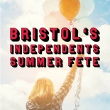 Bristol Independents Summer Fete and Dinema at the Memorial Stadium 14 -16 July