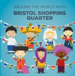 Around the World Flag Trail in Broadmead from July until September