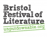 Bristol Festival of Literature from Thursday 19th - Sunday 29th October 2017