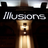 Catch one of The Fingerless Magician's three special guest shows at Bristol's Illusions Magic Bar