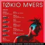Tickets on sale today for Tokio Myers at O2 Academy Bristol 13 April 2018.