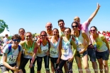 2018 Rainbow Run at Blaise Castle for Children's Hospice South West