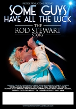 Theatrical celebration of the career of Rod Stewart to perform in Bristol for one night only at the Hippodrome on Tuesday 25th September 2018