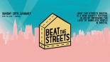 All-star Bristol lineup announced for one-day Beat The Streets festival on Sunday 28th January 2018