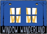 Window Wanderland in Bishopston Bristol from Saturday 24th to Monday 26th February 2018