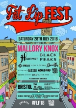 Fat Lip Fest 2018 comes to Bristol on 28th July