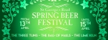 St George's Road Spring Beer Festival at Bag of Nails in Bristol