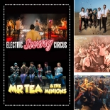 Electric Swing Circus & Mr Tea and The Minions at The Fleece TONIGHT