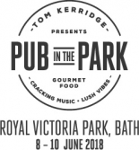 Menu announced for Pub in the Park in Bath this June
