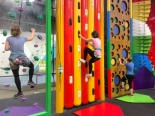 Fun at Clip 'n Climb in Bristol This Spring